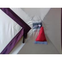 Безопасные растяжки для палатки (компл. 4 шт)