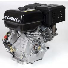 Двигатель Lifan 190F, вал Ø25 мм, катушка 7 Ампер