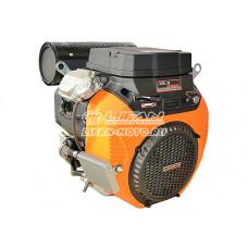 Двигатель Lifan LF2V80F-A, вал Ø25 мм, катушка 20 Ампер