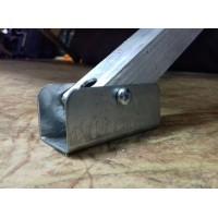 Опоры для ножек раскладушки